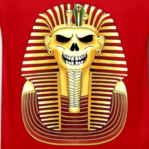 Pharaon Skull - Men's Premium Tank Top