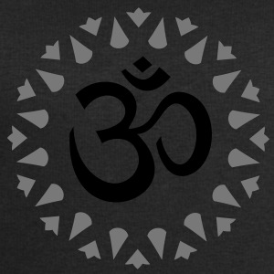 OM symbol Sanskrit sign Shiva Yoga T-Shirts - Men's Sweatshirt by Stanley & Stella