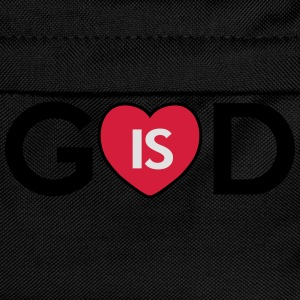 god is love T-Shirts - Kids' Backpack