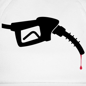 Gas Nozzle Blood (2c)++2013 T-shirts - Baseballcap