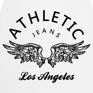 Athletic jeans los angeles T-shirts - Forklæde