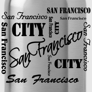 San Francisco Tee shirts - Gourde