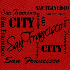 San Francisco Tee shirts - Casquette snapback
