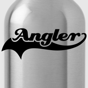 Angler T-Shirts - Trinkflasche