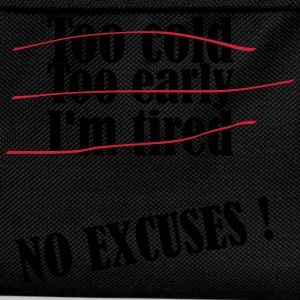 No Excuses T-Shirts - Kids' Backpack