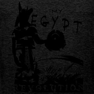 my_egypt_revolution_vec_1 T-Shirts - Men's Premium Tank Top