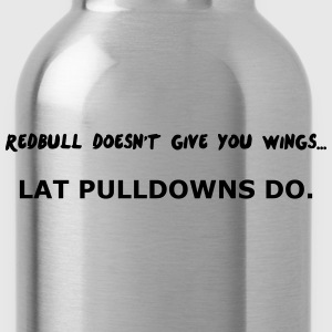 Redbull doesn't give Wing T-shirts - Drinkfles