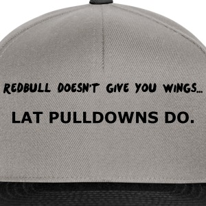 Redbull doesn't give Wing T-shirts - Snapback cap