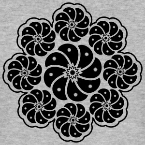 Peyote Cactus, Native Americans, Mexico, Drugs T-shirts - Slim Fit T-shirt herr