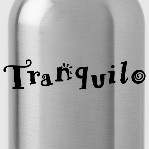 tranquilo Tee shirts - Gourde