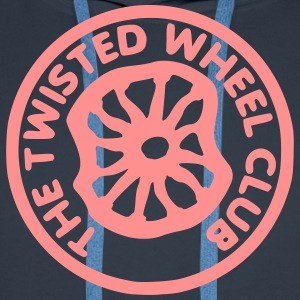 Twisted Wheel T-Shirts - Men's Premium Hoodie