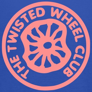 Twisted Wheel T-Shirts - Women's Tank Top by Bella