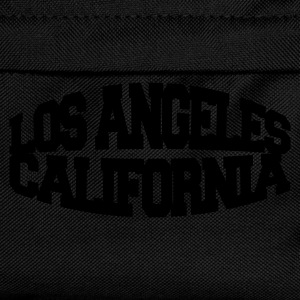 Negro los angeles california Camisetas - Mochila infantil