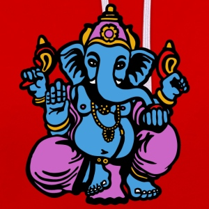 Ganesh Tee shirts - Sweat-shirt contraste