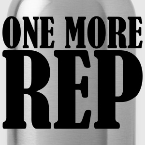 One More Rep T-shirts - Drinkfles