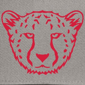 guepard animal sauvage 306 Tee shirts - Casquette snapback