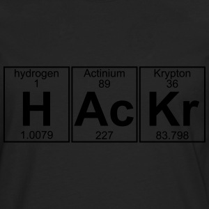 H-Ac-Kr (hackr) - Full T-Shirts - Men's Premium Longsleeve Shirt