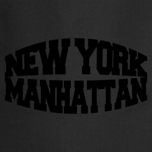 Navy new york manhattan T-skjorter - Kokkeforkle
