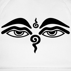 Buddha Eyes T-Shirts - Baseball Cap