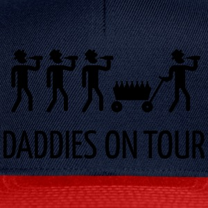 Daddies On Tour (Father's Day) T-Shirt - Snapback Cap