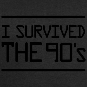 I Survived the 90´s Magliette - Felpa da uomo di Stanley & Stella