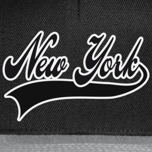 new york T-Shirts - Snapback Cap