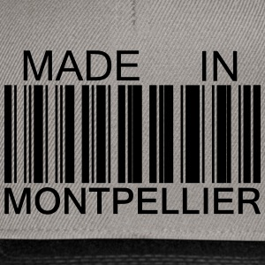 Made in Montpellier 34 Hérault Tee shirts - Casquette snapback
