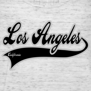 los angeles california T-skjorter - Singlet for kvinner fra Bella