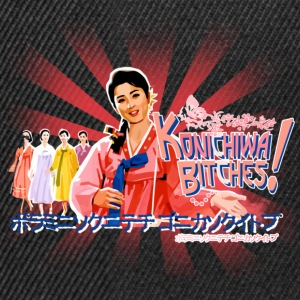 konichiwa bitches T-Shirts - Snapback Cap