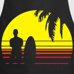 BEACH SURFING BOY PALME T-shirts - Förkläde