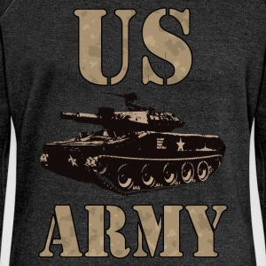 US Army 01 T-Shirts - Women's Boat Neck Long Sleeve Top