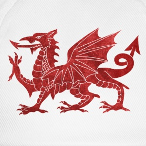 Welsh Red Dragon T-Shirts - Baseball Cap