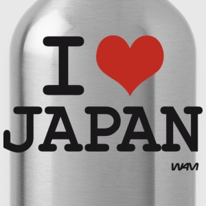 I LOVE JAPAN T-Shirts - Trinkflasche