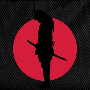 Japan Samurai Warrior (Japan flag) T-Shirts - Kinder Rucksack