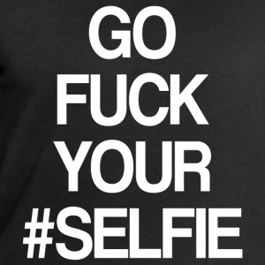 GO FUCK YOUR SELFIE - Men's Sweatshirt by Stanley & Stella
