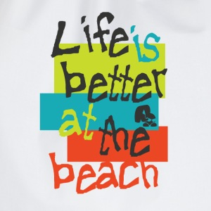 BetterBeachLife T-Shirts - Turnbeutel