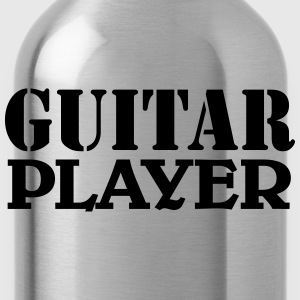Guitar Player Tee shirts - Gourde