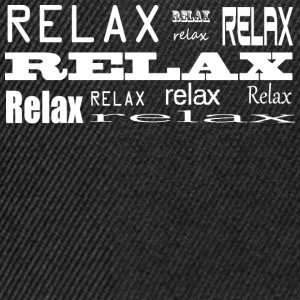 Relax Tee shirts - Casquette snapback