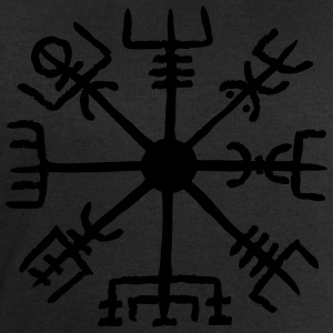 Vegvisir, Magic, Runes,  Protection & Navigation Camisetas - Sudadera hombre de Stanley & Stella