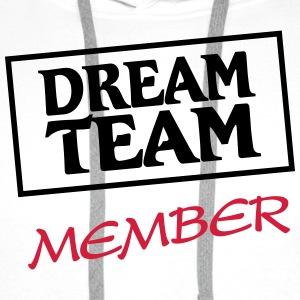 Dream Team Member T-shirts - Premiumluvtröja herr