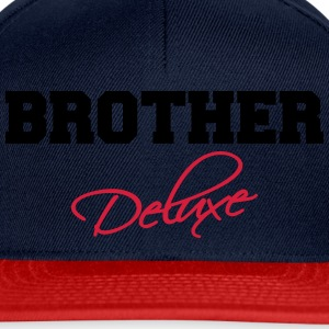Brother Deluxe T-Shirts - Snapback Cap