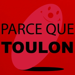 parce_que_toulon Tee shirts - Sweat-shirt contraste