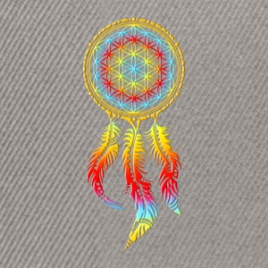Dreamcatcher, Flower of Life, Spiritual, Indians T-shirts - Snapbackkeps