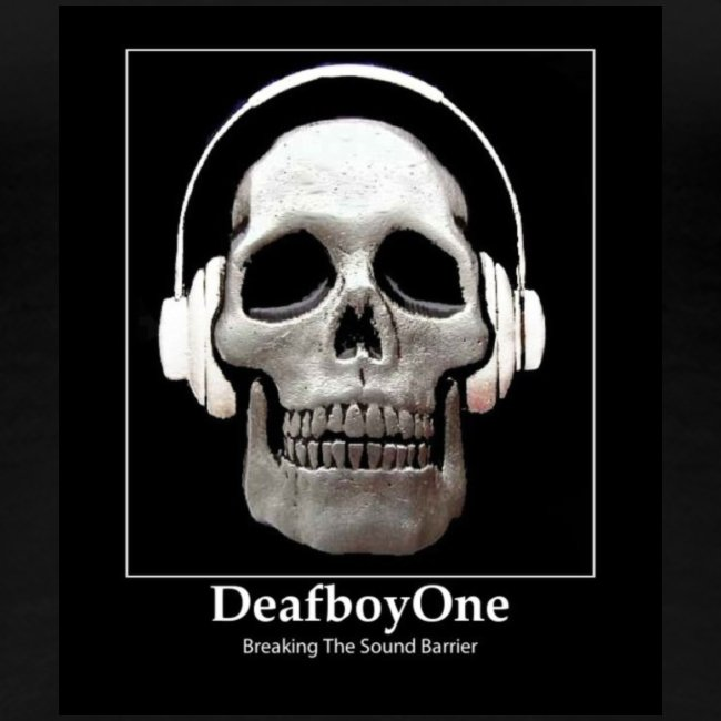 DeafboyOne - Breaking the sound barrier