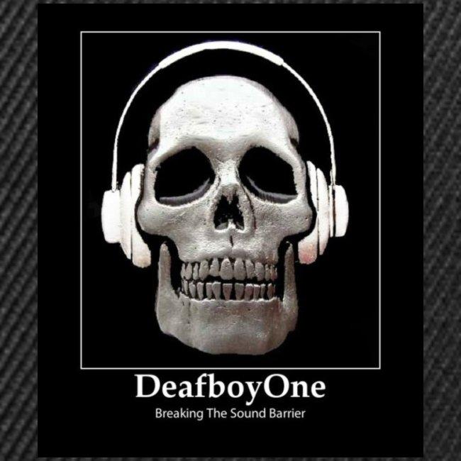DeafboyOne - Breaking the sound barrier