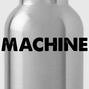 Machine T-Shirts - Water Bottle