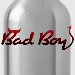 Bad Boy (dd)++ T-shirts - Drinkfles