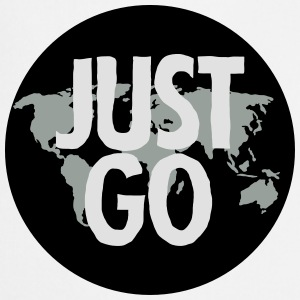 Just Go (Travel) T-Shirts - Cooking Apron