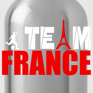 team france T-shirts - Drikkeflaske
