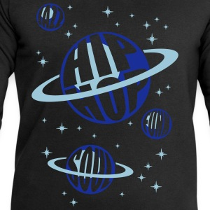 Hip hop planets - Sweat-shirt Homme Stanley & Stella